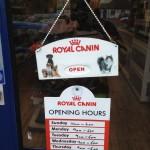 Pet shop Gloucester open