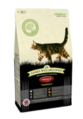 james wellbeloved cat food 1/2 price