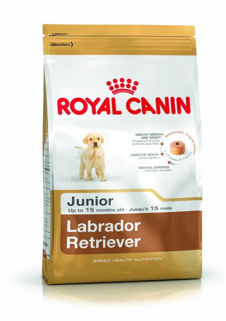 Корм royal canin junior для лабрадоров