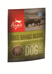 Orijen bison