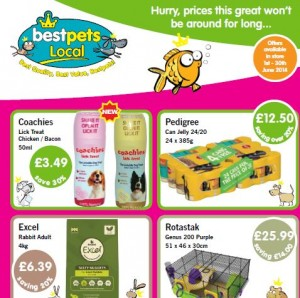 discount pet supplies