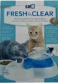 Angell Pets Cat It Fresh and Clear Fountain with Bowl