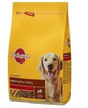 pedigree complete beef and vegetable