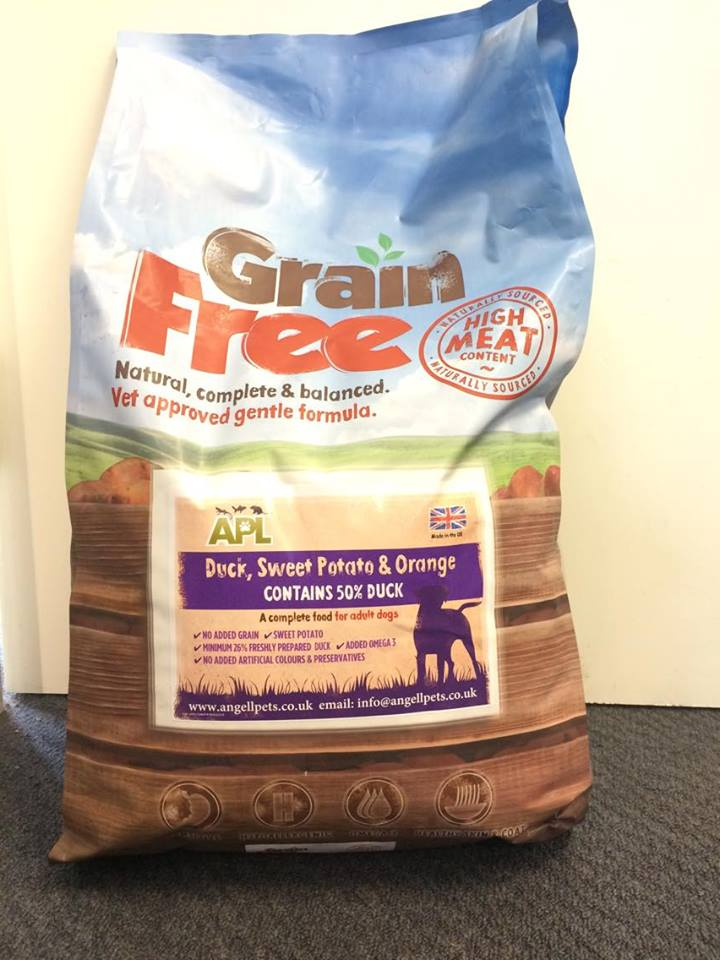 Grain Free Dog Food Angell Pets The Friendliest Pet Shop In