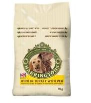 harringtons dog food