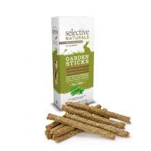 Selective garden sticks
