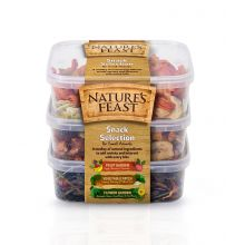 Natures Feast Snack Selection