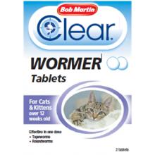 BM wormer cat