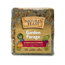 Natures Feast Forage Hay 1kg