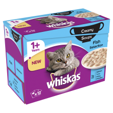 whiskas soup