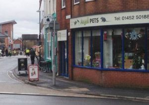 gloucester pet shop