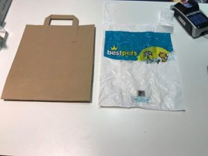 paper bag and plastic bag comparison