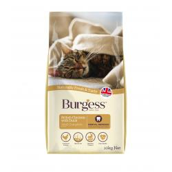 Burgess Cat Chicken