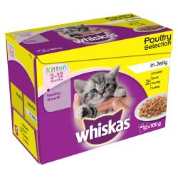 Whiskas Kitten In Gravy