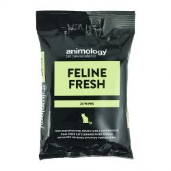 Animology Feline Fresh Wipes