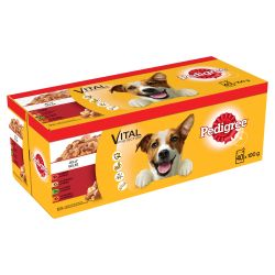 Pedigree Pouch Jelly