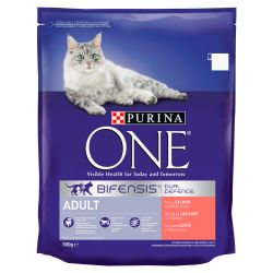 Purina One Salmon