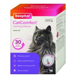 Beaphar cat comfort calming kit