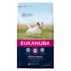 Eukanuba small breed