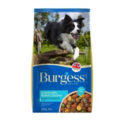 BURGESS ACTIVE DOG