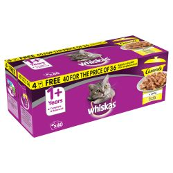 WHISKAS CAT POULTRY