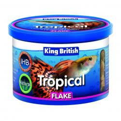 tropical flake