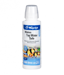 water life tap water safe