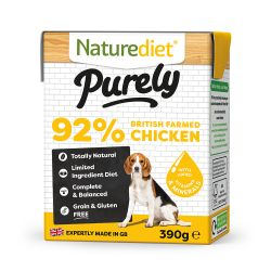 Nature Diet Purely Chicken
