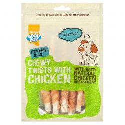Good Boy Chewy Chicken Twists