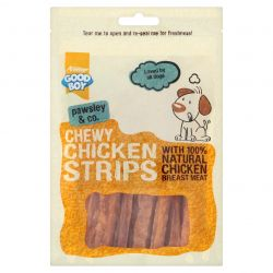 Good Boy Chewy Chicken Strips