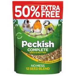 Peckish Complete Seed
