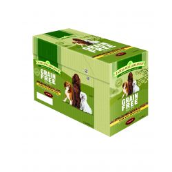James Wellbeloved Dog Pouch Grain Free Lamb