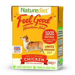 Nature Diet Chicken 200g
