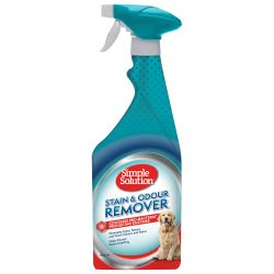 SS Stain remover dog