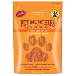 Pet Munchies Chicken Strips Pet Shop Gloucester