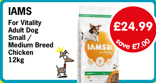 pet shop gloucester iams