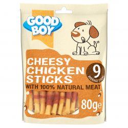 Cheesy Sticks